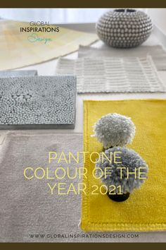 Pantone Colour of the Year 2021 in Interior Design - Learn how the colour(s) of the year are selected, how these colours affect us and how we can incorporate them into the design of our homes and (home) offices.