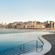 #Sneakpeek @kerryhotelhk Ready to dive into better health? Our 25-metre outdoor heated pool provides a refreshing workout...and the stunning grand harbour view is a fantastic reward between laps. #KerryHotels #HongKong Opening 28 April.    #KerryHotelHK #hunghom #pool #poolside #holiday #view #travel #vacation #wanderlust #explorehk #adventure #travelgram #instatravel #travelphotography #poolwithaview #infinitypool