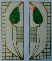 Rennie Mackintosh Window Motif