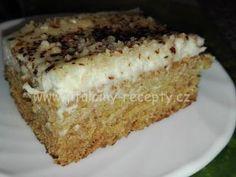 Vanilla Cake, Food, Pineapple, Essen, Meals, Yemek, Eten
