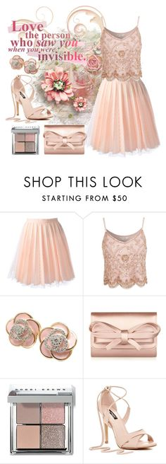 """""""...you were invisible"""" by mo-de-17 ❤ liked on Polyvore featuring RED Valentino, Miss Selfridge, Roberto Coin, Valentino and Bobbi Brown Cosmetics"""