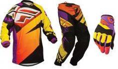 Fly Racing - 2014 F-16 Jersey, Pant Combo (Limited Edition)