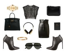 The XY Venture: Black & Gold