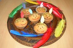Indianer Muffins