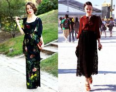 Don't you think the new generation style idol Ulyana Sergeenko's unique style is great?