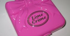 Lime Crime Pocket Candy Palette in Sugar Plum