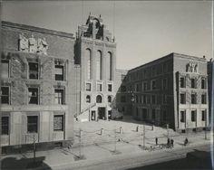 M<3 Milano, corso di Porta Vittoria   Palazzo della Camera Confederale del Lavoro   Milan