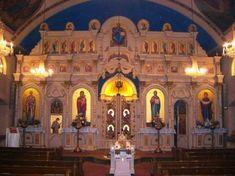 St. Mary Byzantine Catholic Church in Mahanoy City, PA