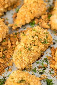 I love chicken breast as the heart of my meal because it is so versatile, tender and delicious! This Ritz Cracker Chicken is the perfect recipe to try!