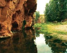 EXCURSIONS AMB NENS: CAMÍ DELS ESPADATS DE L'ANGUERA - PIRA, A LA CONCA DE BARBERÀ  TIPUS ACTIVITAT: excursiones / excursions gorgues