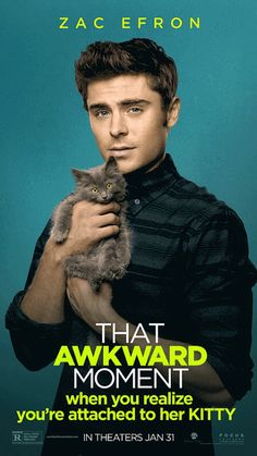 Zac Efron, 'That Awkward Moment' Motion Poster #5