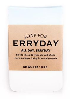 Soap for Social Anxiety? Get it here at Whiskey River Soap Co. Unique soaps and candles with a decidedly humorous bent. Cell Phone Store, Old Cell Phones, Whiskey River Soap, Bathroom Gadgets, Funny Candles, Decorative Soaps, Best Cleaning Products, Diy Scrub, Soap Company
