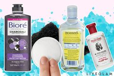 5 Ways to Remove Your Makeup When You're Out of Wipes - LiveGlam Pro Makeup Tips, Makeup Wipes, Micellar Water, 5 Ways, Makeup Yourself, Cleanse, How To Remove, Beauty Blogs, Skin Care