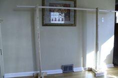 DIY backdrop by makingvalerie