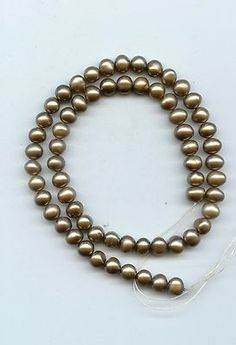 Bronze Colored  Cultured Freshwater Pearls  hhttp://stores.ebay.com/Erthart-Beads-and-Pearls