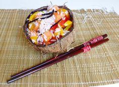 Denny Chef Blog: Insalata di riso Thai e papaia