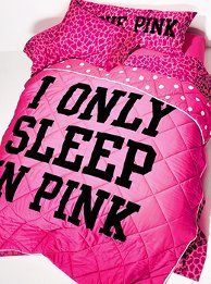 VS PINK Bedding