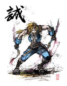Something something Final Fantasy IV