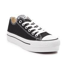 Image result for The Converse One Star in laid-back black and white #AboutPlantarFasciitis