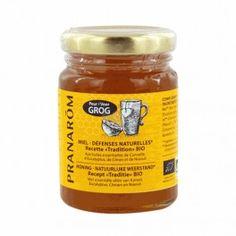 Miel pour Grog - Recette traditionnelle aux huiles essentielles 100 ml - Pranarôm