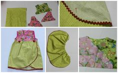 How to make a dress for girls Children's fashion did not lag behind the adult, and the proof of this - many magazines, making children's clothes. Many moms Dress For Girl Child, Tulip Dress, Girls Dresses, Summer Dresses, Couture Sewing, Little Princess, Frocks, Baby Dress, Dress Making