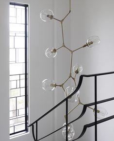 [CasaGiardino]  ♛  Lindsey Adelman :: 9-globe Branching Bubble