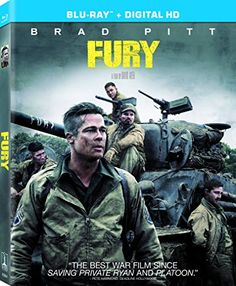 Brad Pitt Plays Tough Tank Commander in WWII Flickhttp://newsingreateratlanta.com/brad-pitt-plays-tough-tank-commander-in-wwii-flick/  Fury DVD Review by Kam Williams Brad Pitt Plays Tough Tank Commander in WWII Flick     It is April of 1945, and the Allies are making major inroads across the European theater. However, Adolf Hitler has responded to the attrition in the ranks of his army by exhorting women and children to take up