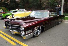 Nice Slammed Cadillac