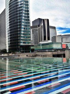 La Défense - Paris. © Copyright Yves Philippe