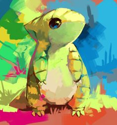 Sandshrew by =purplekecleon on deviantART