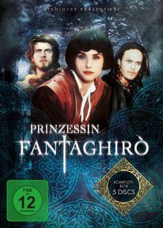 Prinzessin Fantaghirò (Komplettbox) 4/5 Sterne
