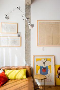 Apartamento João, an Open-Spaced Narrative | Yatzer