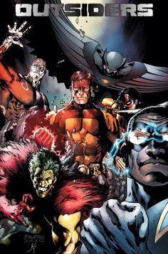 The Outsiders - DC Comics