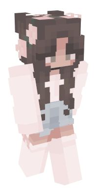 Check out our list of the best EGirl Minecraft skins. Minecraft Tips, Minecraft Games, Minecraft Blueprints, Minecraft Creations, Minecraft Outfits, Minecraft Stuff, Minecraft Mansion, Minecraft Houses, Minecraft Skins Kawaii