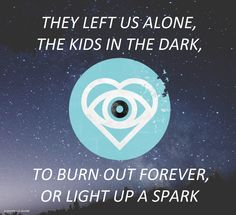 "hudsonville-mi1998: ""the kids in the dark // all time low """