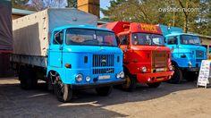 Slideshow DDR/GDR east german truck IFA W50. Грузовики из ГДР ИФА В50.