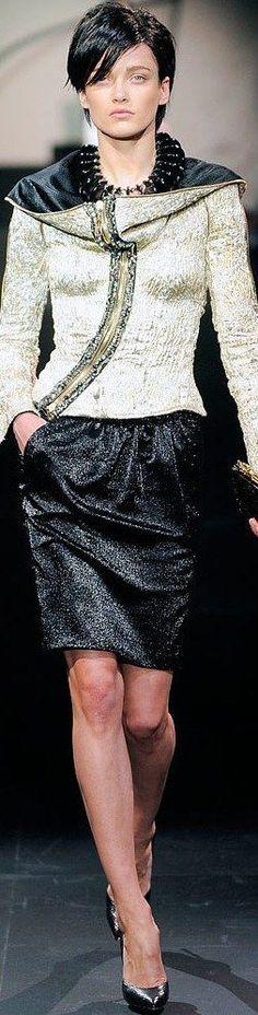 Armani Prive   Haute Couture:
