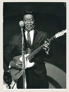 Muddy Waters by Bluesoundz Radio, via Flickr