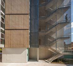 Edifício de apartamentos em Lugano,© Nelson Kon