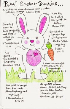 A Bountiful Love: Easter for Young Kids