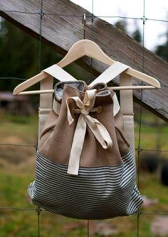 Еще один милый рюкзак