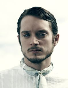 Elijah Wood by David Roemer. The fact that he can grow a beard after LOTR is amazing.