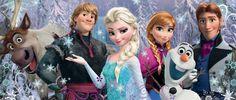 Disney Frozen, 200 palaa panorama