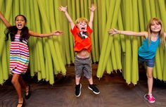 Children's Museum of Phoenix Arizona is open to the public FREE OF CHARGE from 5-9pm on the First Friday Night of Each Month