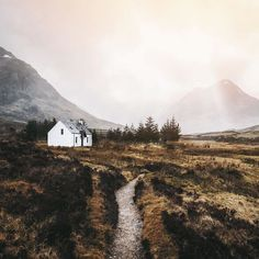 Glencoe Area, Scottish Highlands