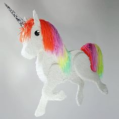 🌈❤️💛💚💙💜 #unicornsarereal #cutearchives
