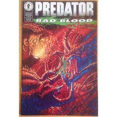 Predator Bad Blood #1 Dark Horse Comics