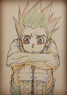 Hunter x Hunter | hxh | Gon Freecss | Anime