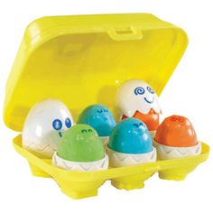 blue tomy hide & squeak eggs - Bing Shape Sort, Egg Shape, Kids Toy Store, Sorting Games, Egg Toys, Plastic Eggs, House Of Fraser, Toys Online, Play To Learn