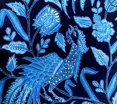 Batik Pattern, Traditional Fabric, Batik Dress, Pet Birds, Fashion Designers, Ethnic, Artsy, Textiles, Patterns